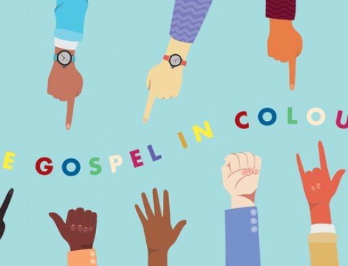 The Gospel In Colour